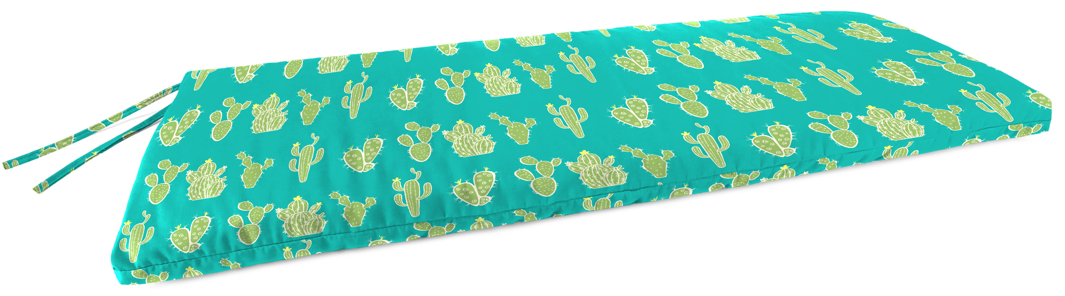 Genial Mainstays Cactus Outdoor Patio Bench Cushion