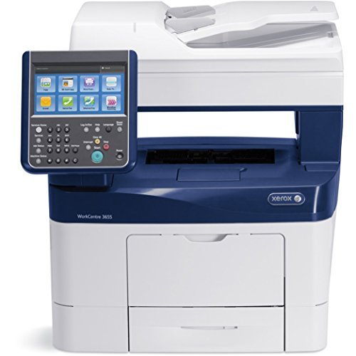 Xerox WorkCentre Mono Laser Multifunction Printer 3655I/S