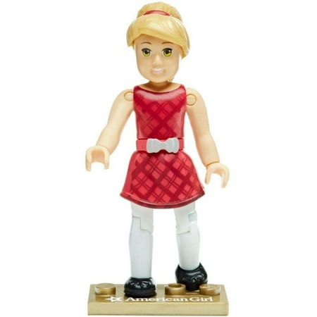 Mega Construx American Girl Perfect In Plaid Outfit