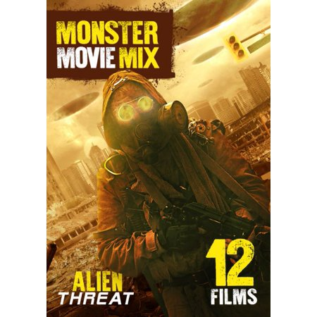 Sci Fi Ideas (Mill Creek Studios Alien Threat - 12 Sci Fi Set Dvd Std)