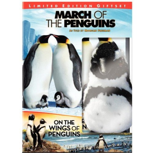 March Of The Penguins / On The Wings Of Penguins (Limited Edition Gift Set) (Widescreen)