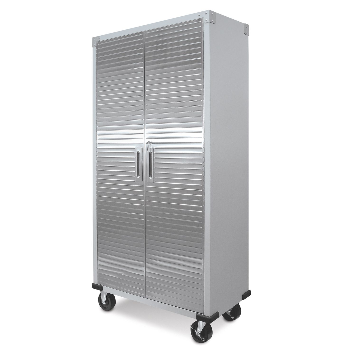 Ultrahd Steel Heavy Duty Storage Cabinet By Seville Clics