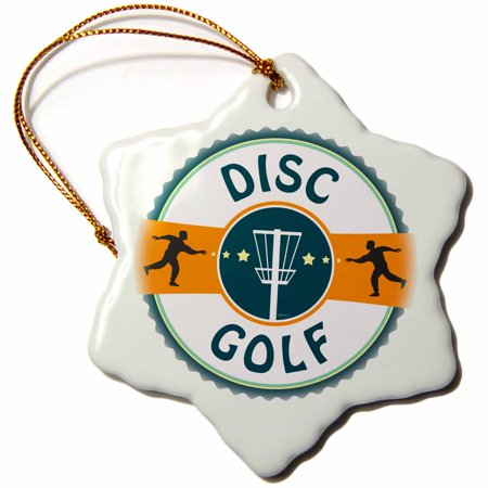 3drose Disc Golf Silhouette Of Putters Throwing At A Disc Golf