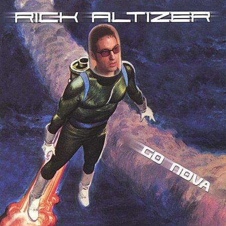 Rick Altizer   Go Nova  Cd