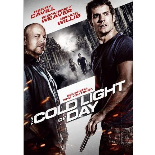 The Cold Light Of Day (With INSTAWATCH) (Widescreen)
