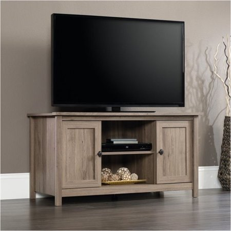 Pemberly Row TV Stand in Salt Oak - image 6 of 6