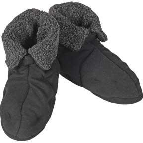 Therall Therapeutic Foot Warmers Black Large