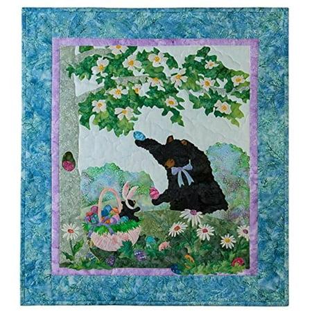 12 Months of Happy~Quilt Pattern -Egg-Specially for You!, Block 4-APR -, Block 4 - April - 12 Months of Happy By McKenna Ryan (Mckenna Ryan Halloween)