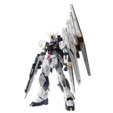 Bandai Hobby Nu Gundam Version KaChars Counterattack 1/100 - Master Grade Multi-Colored