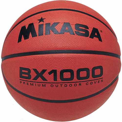 Mikasa Rubber Basketball, Intermediate, 28.5