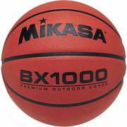 Mikasa Rubber Basketball, Intermediate, 28.5