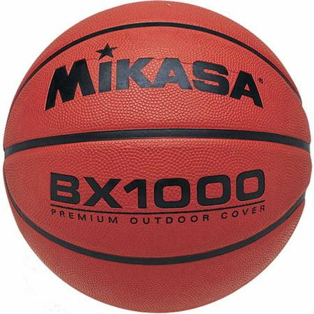 Mikasa Park Lane - Mikasa Rubber Basketball, Intermediate, 28.5
