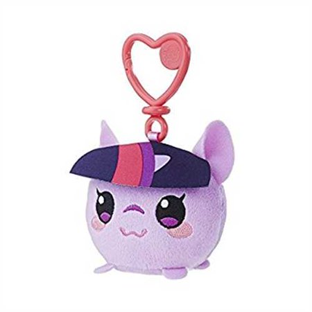 My Little Pony: The Movie Twilight Sparkle Clip Plush - Twilight Sparkle Plush