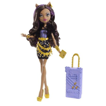 Monster High Scaris Clawdeen Wolf Doll - Claudin Wolf