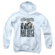 Aerosmith Bad Boys Big Boys Pullover Hoodie