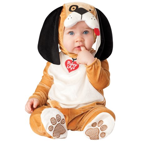 Puppy Love Infant/Toddler Costume - Infant/toddler Pirate Halloween Costumes