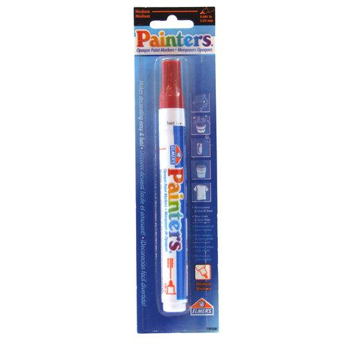 Painter's Medium Paint Pen, Red