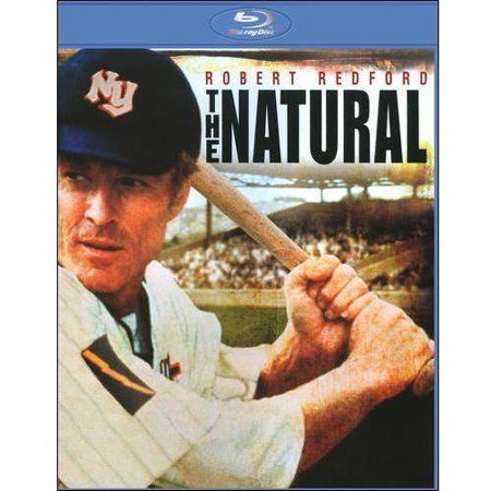The Natural  Blu Ray   Widescreen
