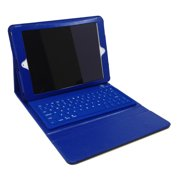 Bluetooth Keyboard Folio for iPad Air- Blue