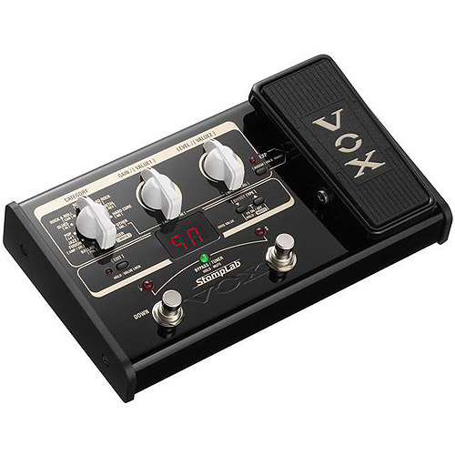 Vox Modeling Guitar Effects Processor