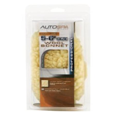 40403AS 5-6 in. AutoSpa Soft Acrylic Wool Polishing Bonnet - image 1 de 1