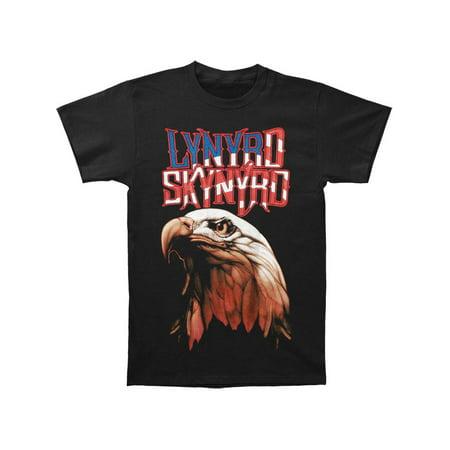 - Lynyrd Skynyrd Men's  Americana T-shirt Black
