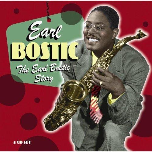 Earl Bostic Story (Box)