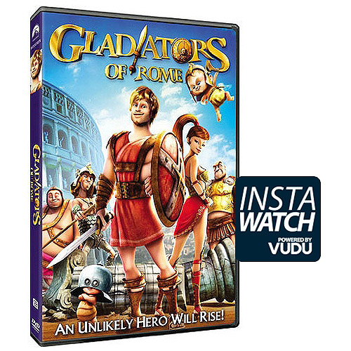 Gladiators Of Rome (DVD + VUDU Digital Copy) (With INSTAWATCH) (Widescreen)