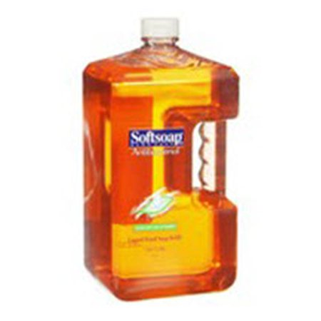 WP000-CP128-AB CP128-AB CP128-AB Soap Hand SoftSoap 1 Gallon Antibacterial Bottle 4/Ca Colgate-Palmolive