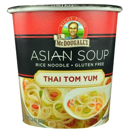 Dr. McDougall's Gluten Free Asian Soup Thai Tom Yum -- 1.2