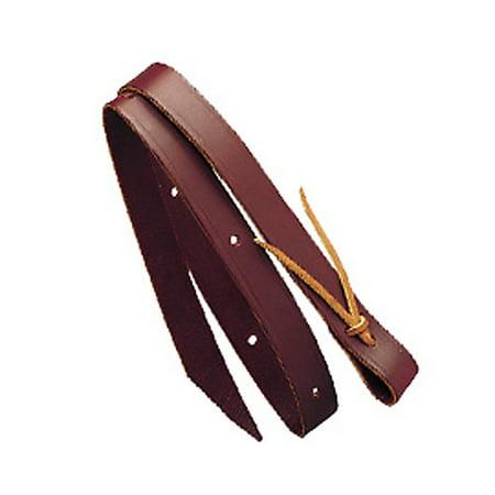 Tory Latigo Leather Tie Strap 1 1/2in x 6ft (Latigo Leather Tie)