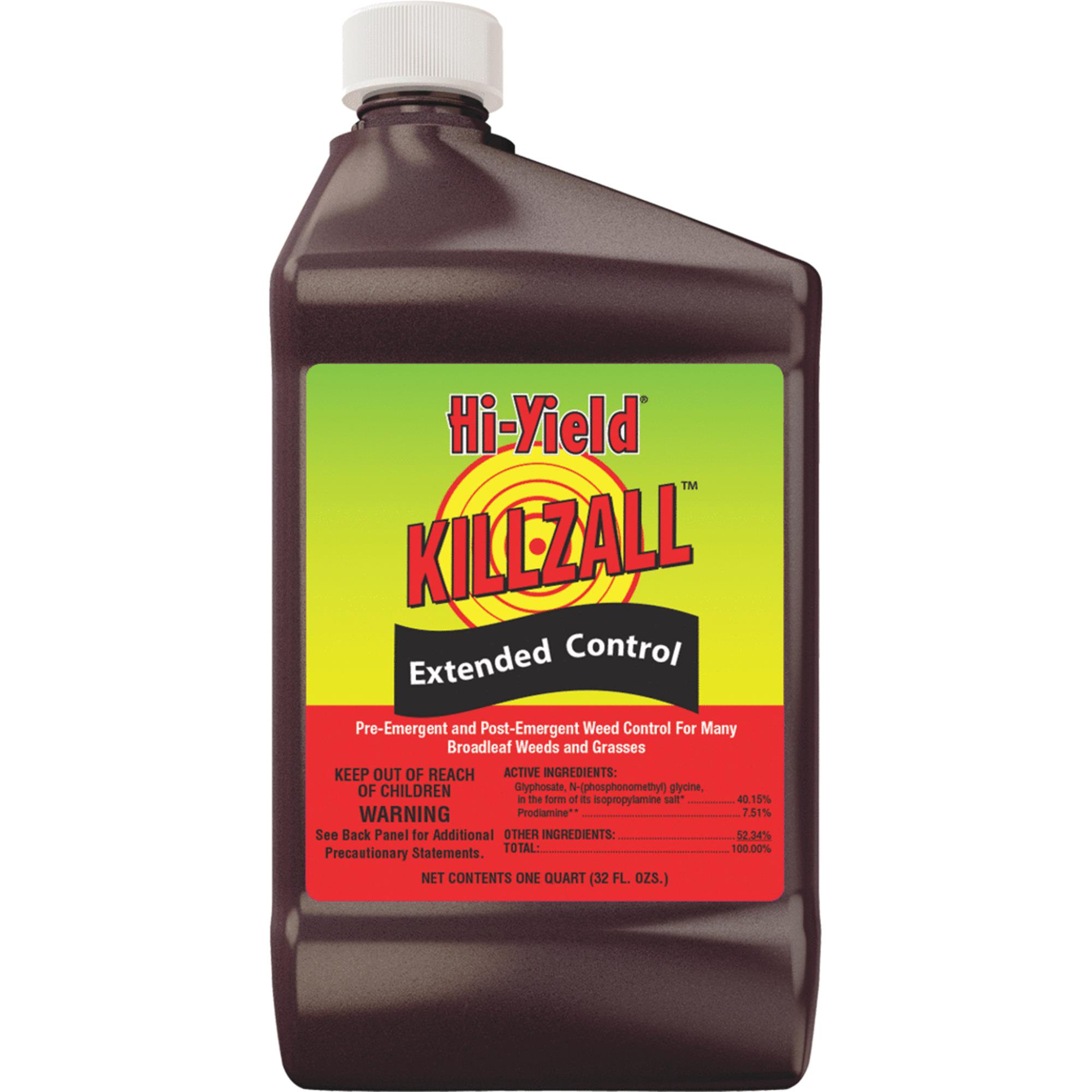 Hi Yield Killzall Extended Control Weed Amp Grass Killer