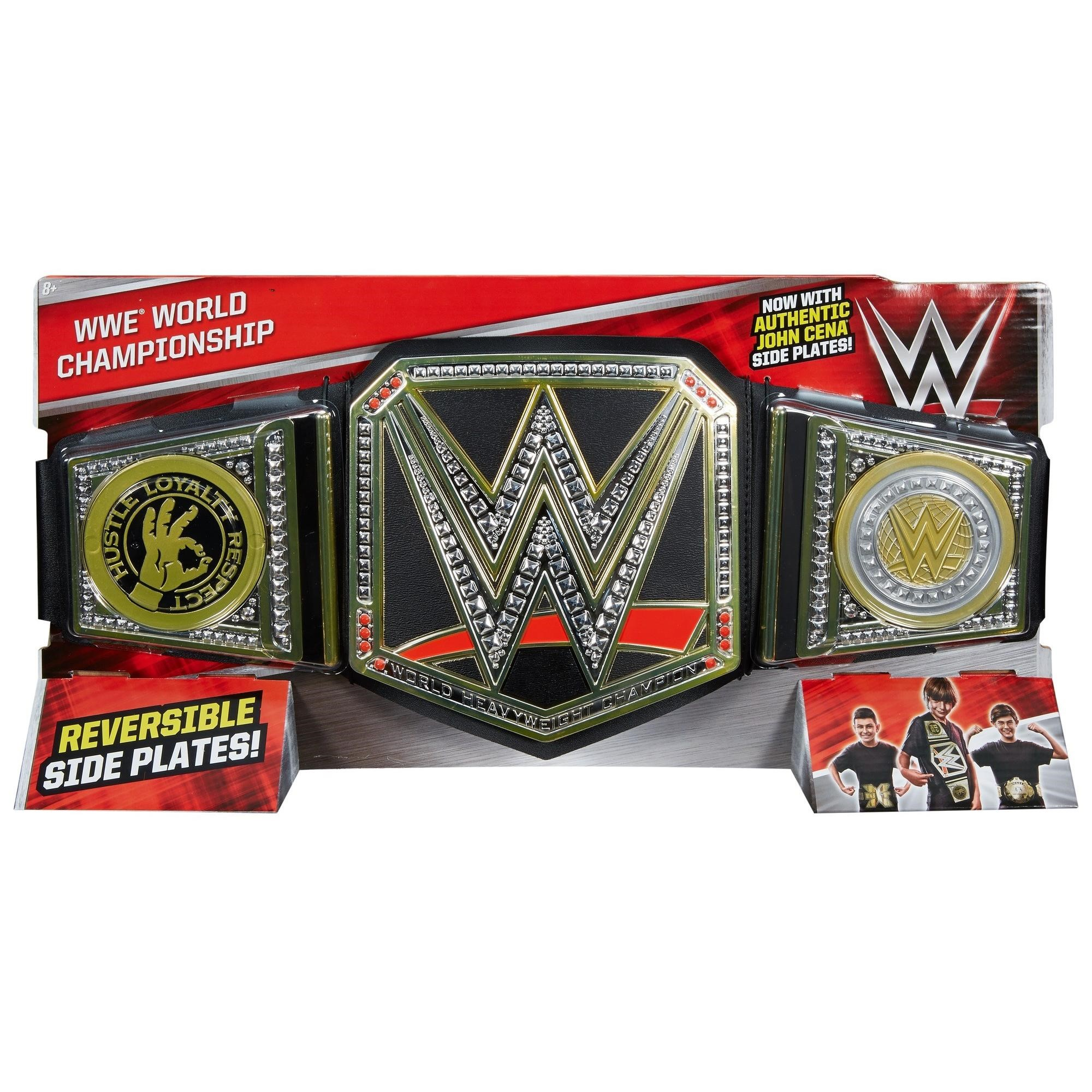 WWE World Heavyweight Belt