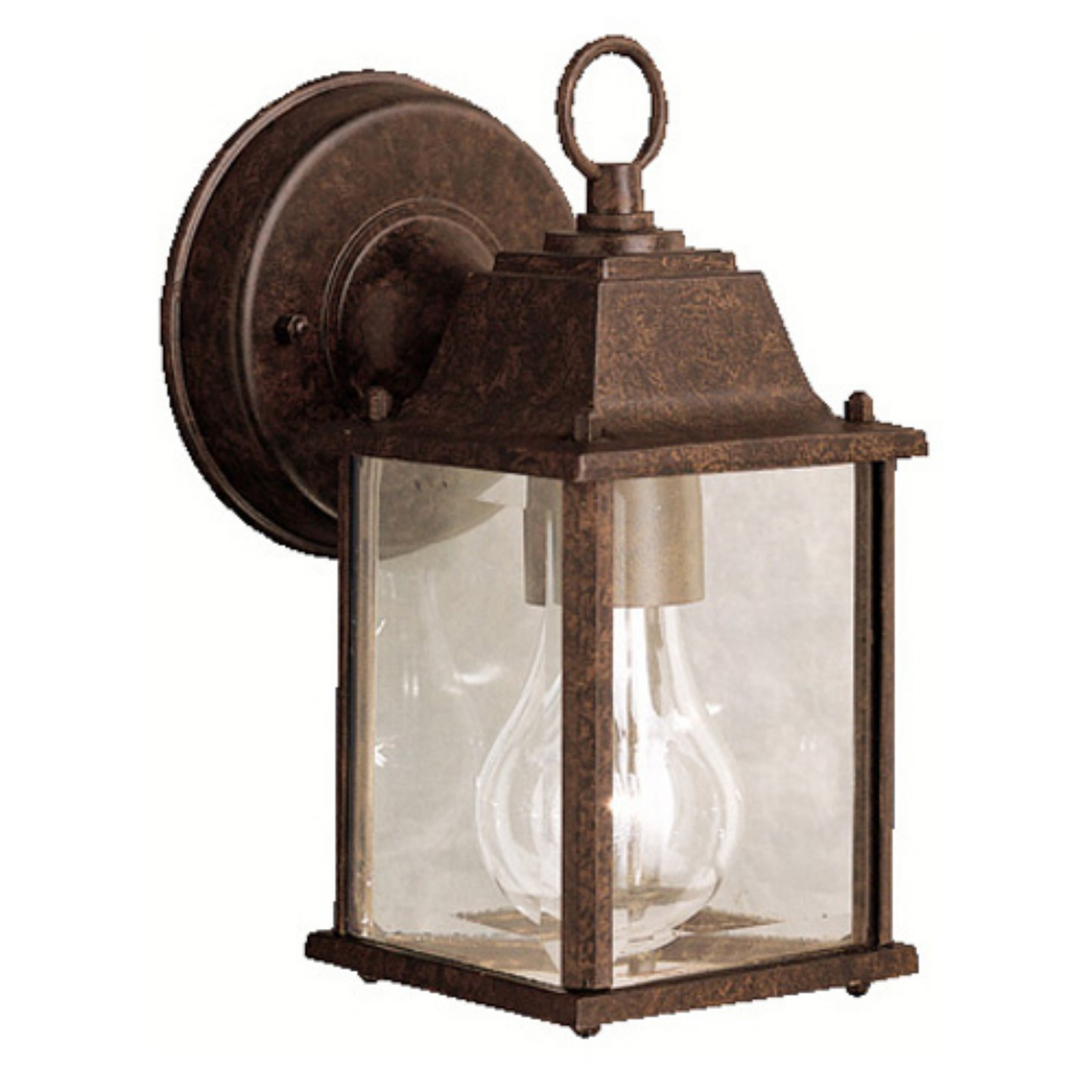 Kichler Barrie 9794L18 Outdoor Wall Light