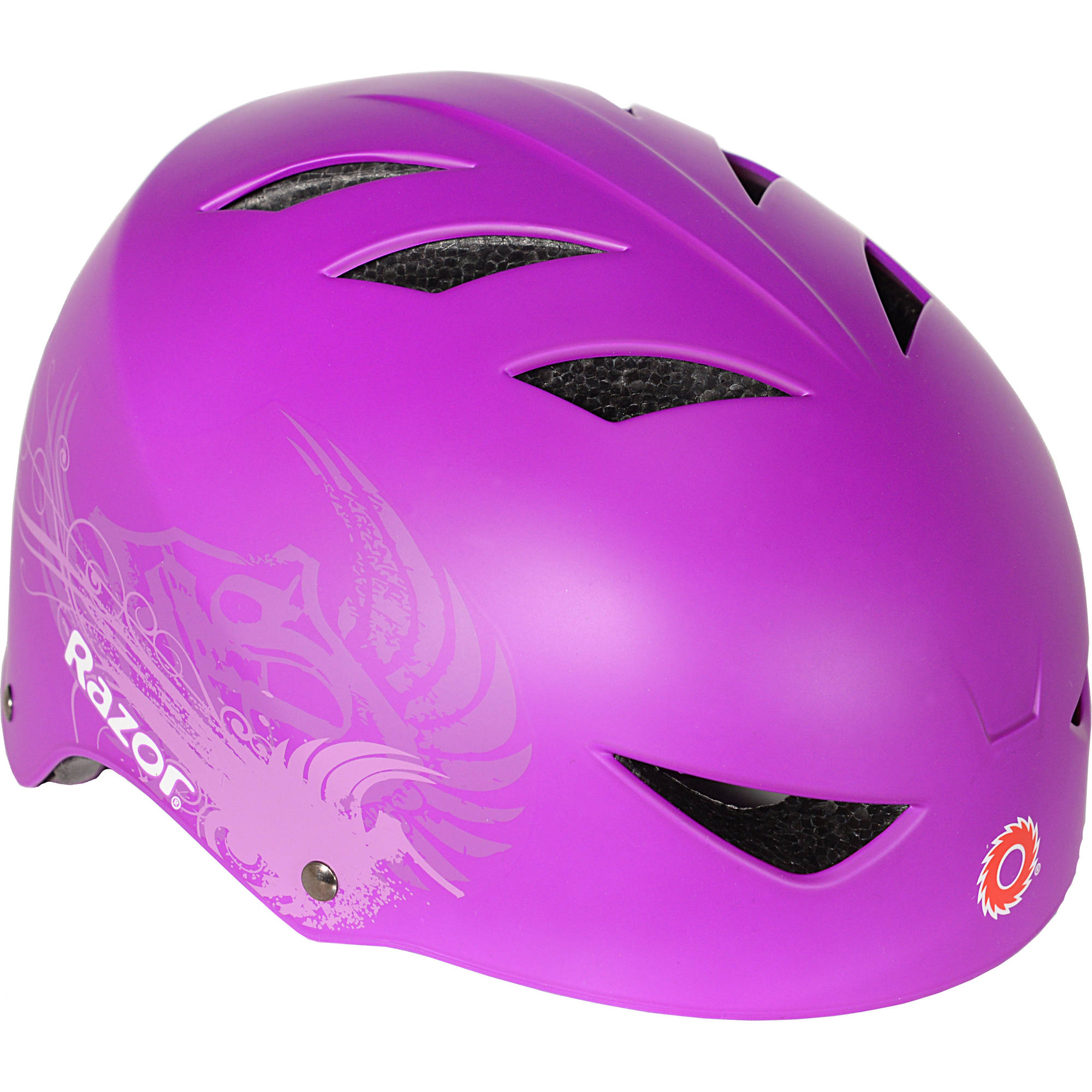 Razor 2 Cool Child's Helmet, Purple by Kent International Inc