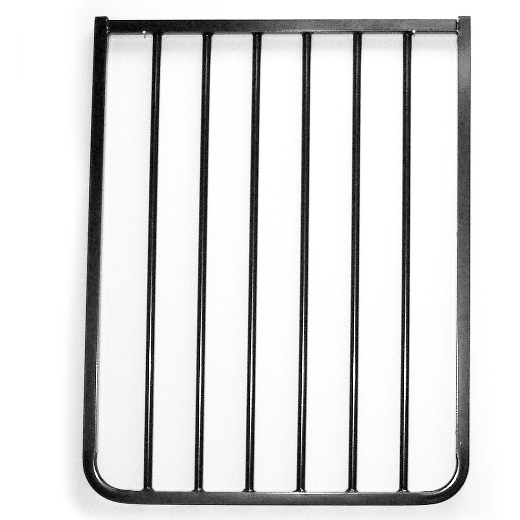 """Cardinal Gates 21.75"""" Extension for SS-30 or MG-15, Black by Cardinal Gates"""