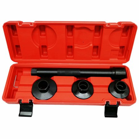 4pc Track Rod End Remover Installer Tool Kit Steering Rack Tie End Axial