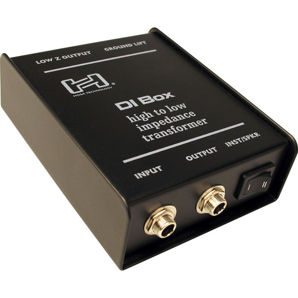 Hosa Dib443 Sidekick Passive Direct Box by Hosa