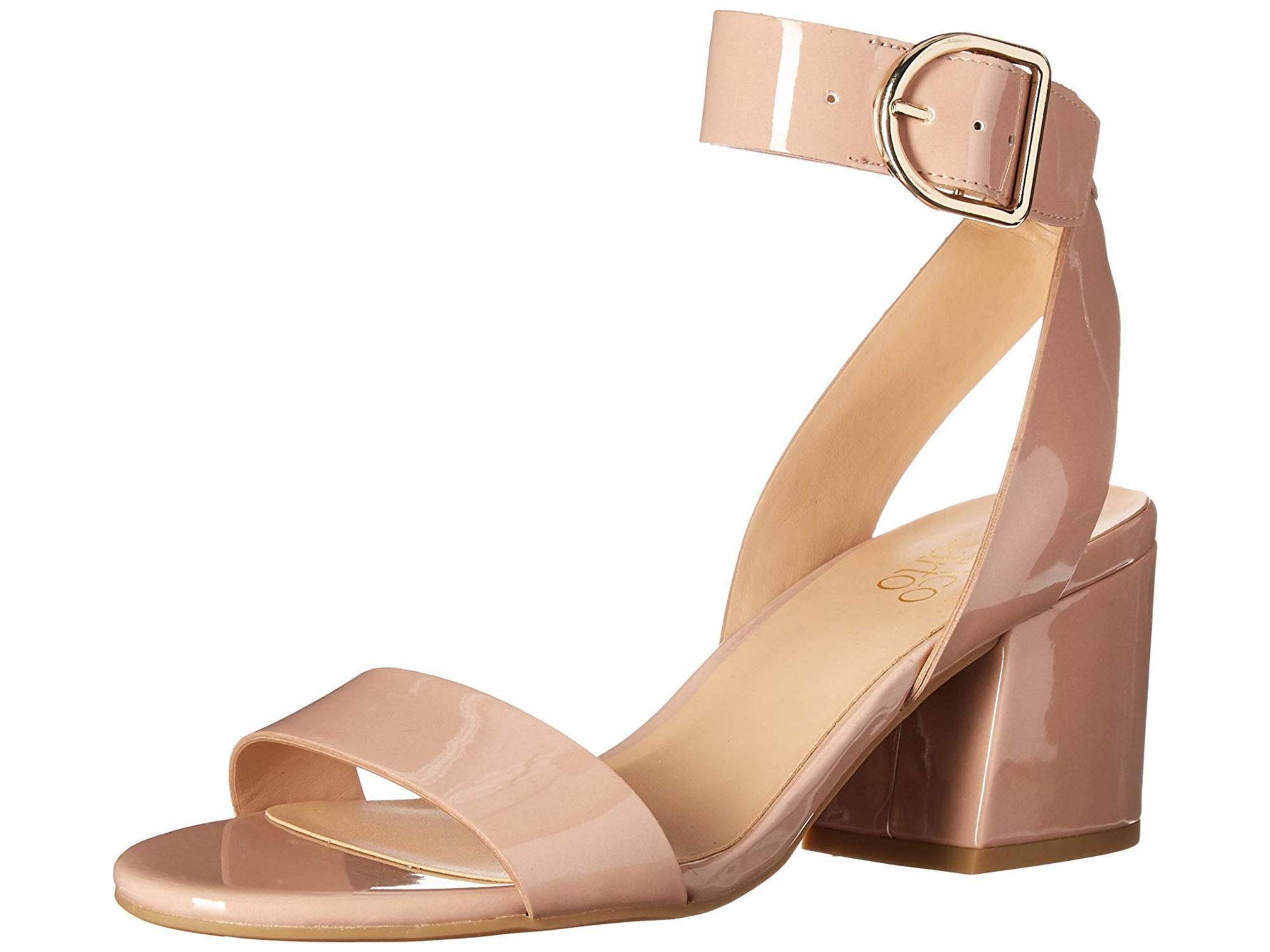 f4f502323 Franco Sarto Women s Marcy Heeled Sandal