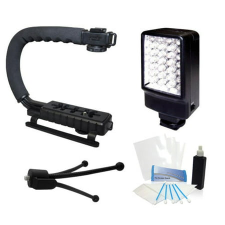 Camcorder/Camera LED Video Light Grip Handle Accessories for RED Weapon Dragon, Epic Dragon, Red