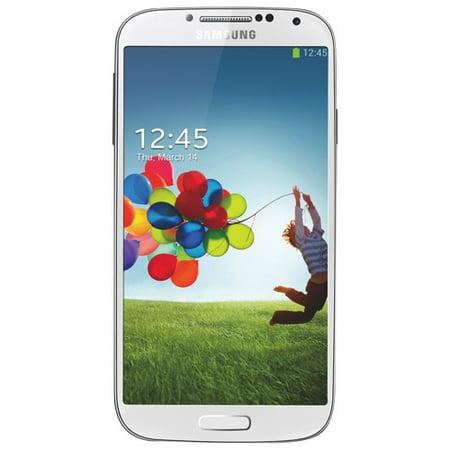 Refurbished Samsung Galaxy S4 Sgh I337m 16gb White Lte Cellular