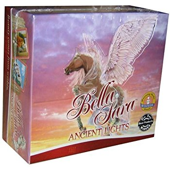 Hidden City Games Bella Sara - Ancient Lights - Booster Box