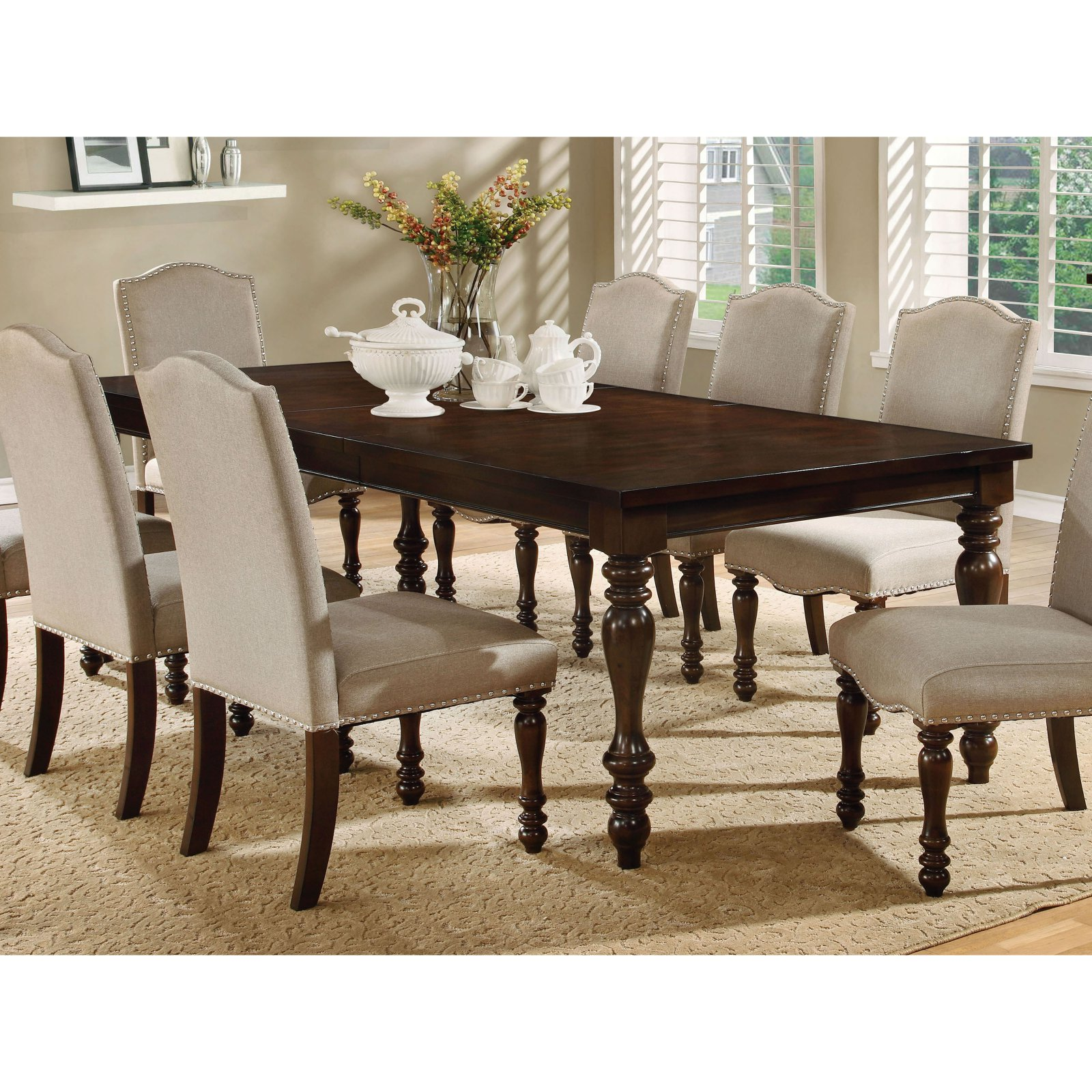 Furniture of America Perren Dining Table