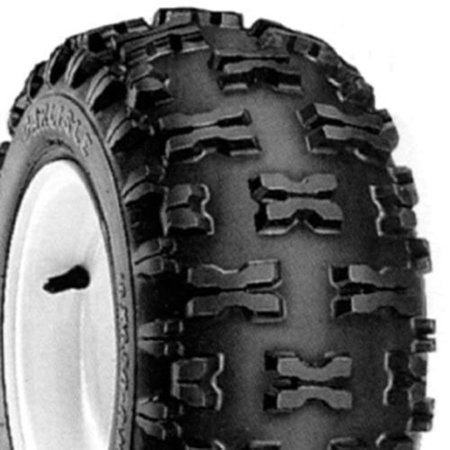 Carlisle 5170081 Snow Hog Front/Rear Tire - 15x5x6 ()