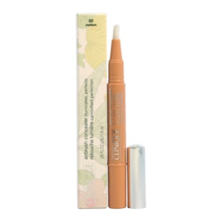 Airbrush Concealer - # 02 Medium by Clinique for Women - 0.05 oz Concealer - image 2 of 3