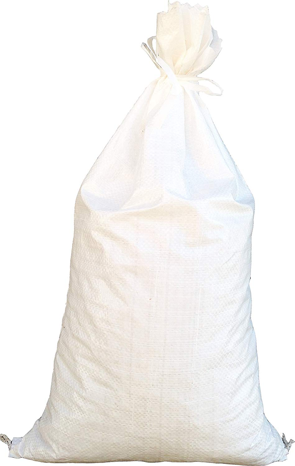 Store Bags by Sandbaggy Tent Sandbags Flood Water Barrier Sand Bag Sandbags for Flooding 200 Bags Size: 18 x 30 Water Curb Color: White