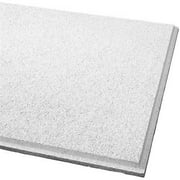 Armstrong Acoustical Ceiling Tile 584B Cirrus Humiguard Plus Angled Tegular, 24X24X3/4 In., 12 Per Case