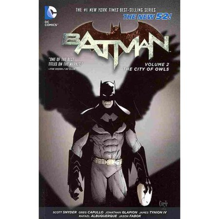 Batman 2: The City of Owls by