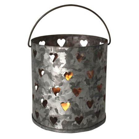 Amber Home Goods Multiple Heart Candle Votive
