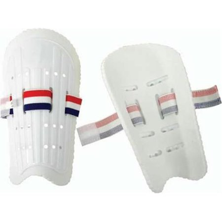 Champion Sports 8in Plastic Shin Guard